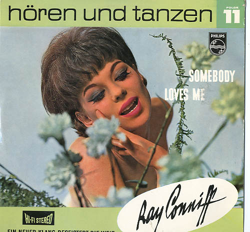 Albumcover Ray Conniff - Somebody Loves Me (Hören und Tanzen Folge 11)