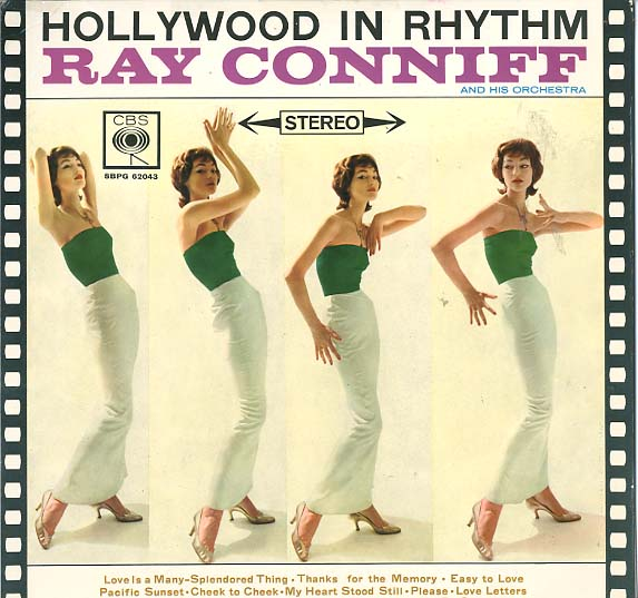 Albumcover Ray Conniff - Hollywood In Rhythm