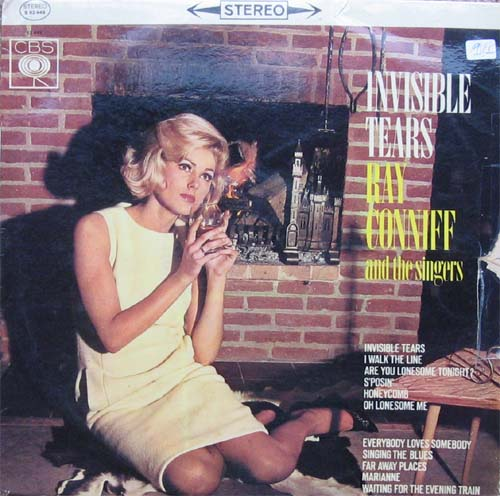Albumcover Ray Conniff - Invisible Tears
