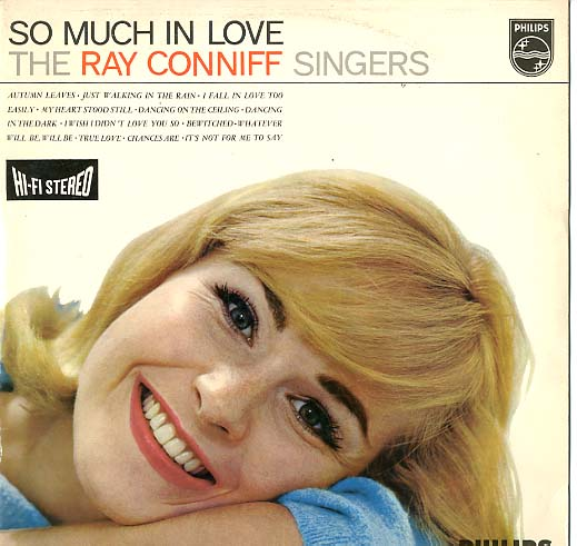 Albumcover Ray Conniff - So Much In Love