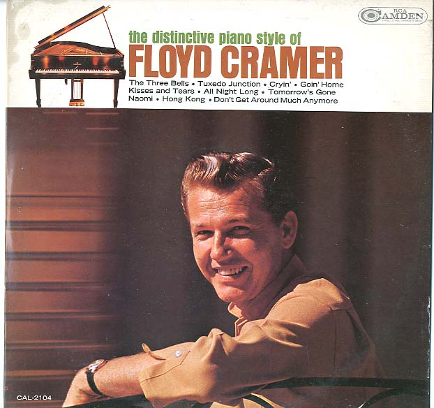 Albumcover Floyd Cramer - The Distinctive Piano Style of Floyd Cramer