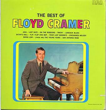 Albumcover Floyd Cramer - The Best of Floyd Cramer