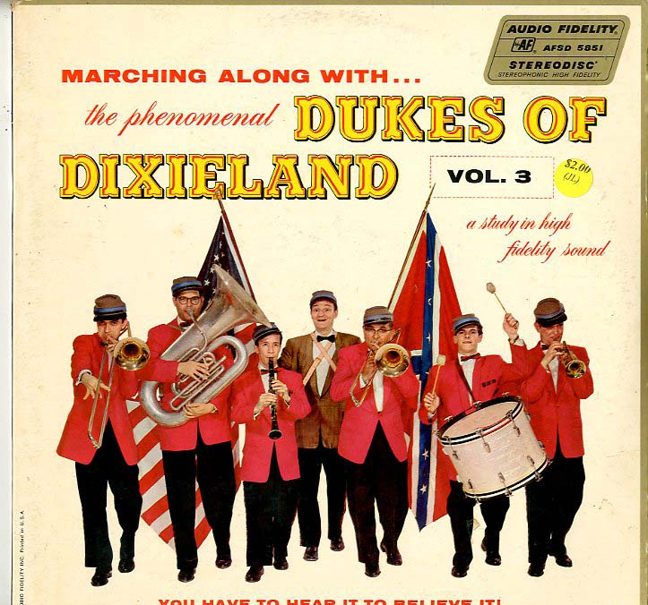 Albumcover The Dukes of Dixieland - Marching Along With The Phenomenal Dukes of Dixieland Vol. 3