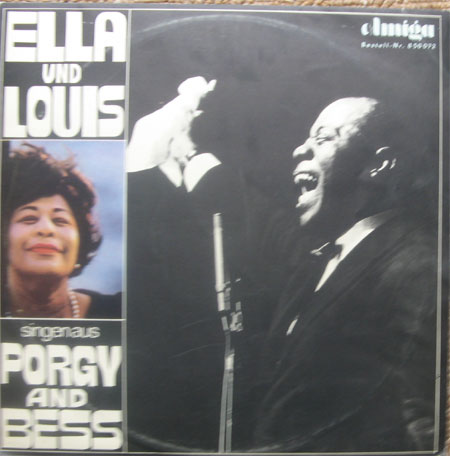 Albumcover Ella Fitzgerald & Louis Armstrong - Porgy And Bess - Ella Fitzgerald and Louis Armstrong
