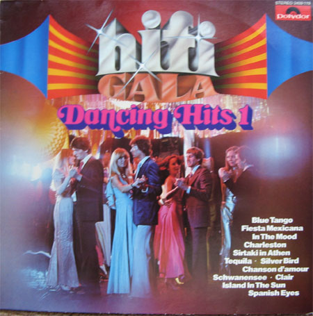 Albumcover Various Instrumental Artists - Hifi Gala - Dancing Hits 1