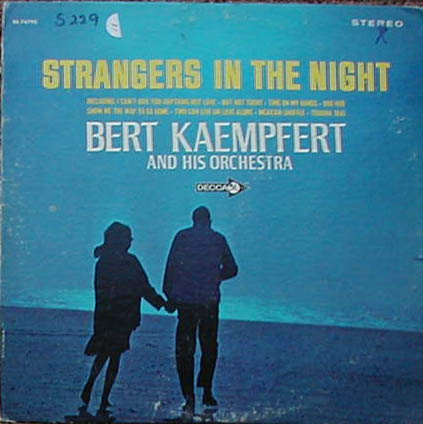 Albumcover Bert Kaempfert - Strangers In The Night