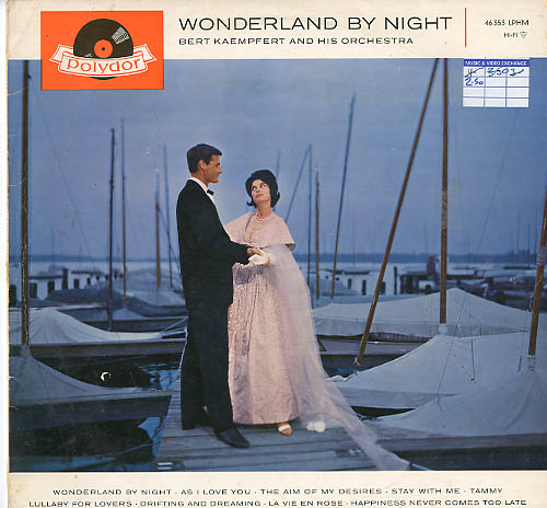 Albumcover Bert Kaempfert - Wonderland By Night