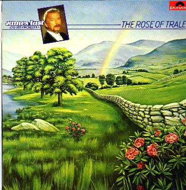 Albumcover James Last - The Rose of Tralee