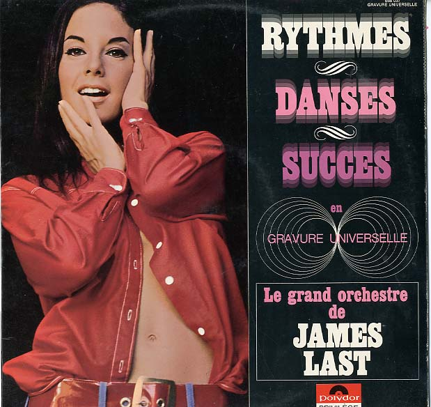 Albumcover James Last - Rythmes Danses Success en Gravure Universelle
