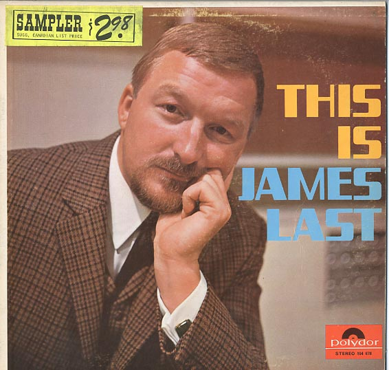 Albumcover James Last - This is James Last