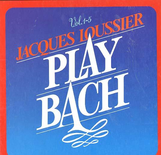 Jacques Loussier Trio - Play Bach No.1