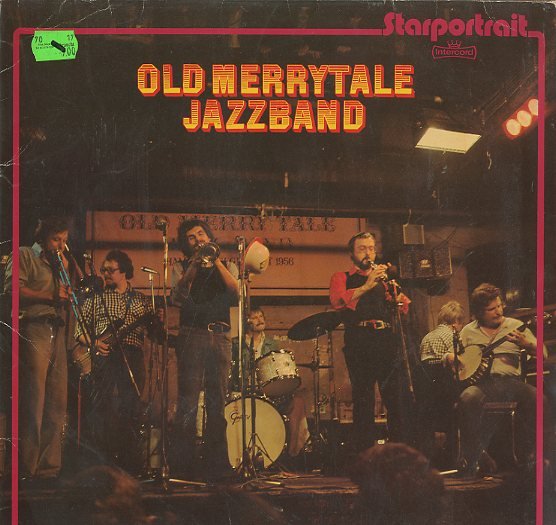 Albumcover Old Merry Tale Jazzband - Starportrait Old Merrytale Jazzband (DLP)