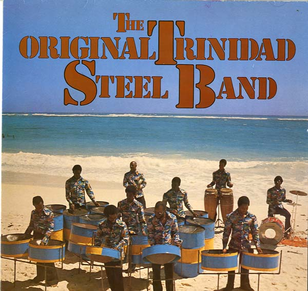 Albumcover Original Trinidad Steel Band - The Original Trinidad Steelband