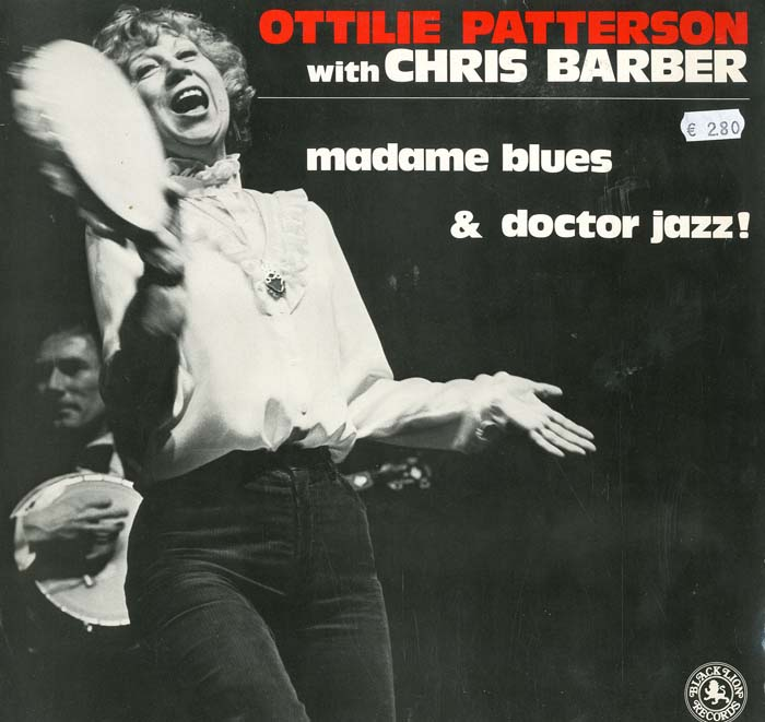Albumcover Chris Barber - Madame Bluesn & Doctor Jazz - Ottilie Patterson with Chris Barber