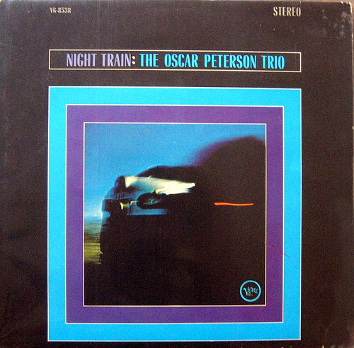 Albumcover Oscar Peterson - Night Train
