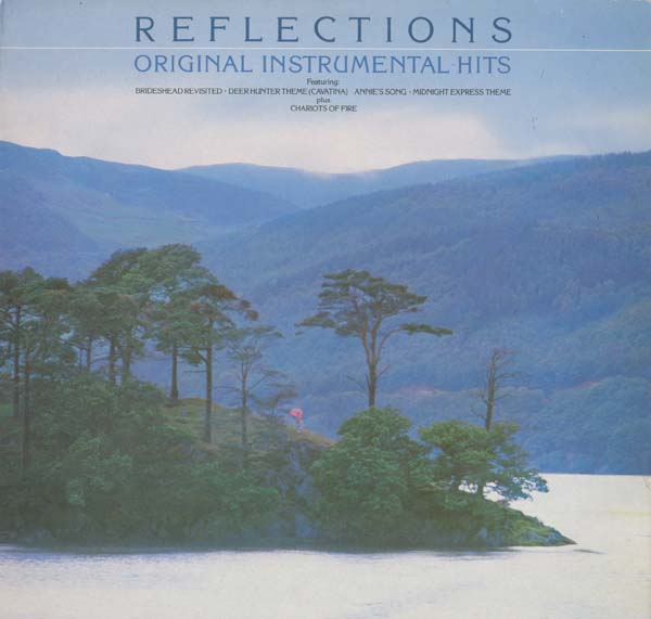 Albumcover Various Instrumental Artists - Reflections - Original Instrumental Hits