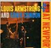 Cover: Louis Armstrong - Louis Armstrong / Louis Armstrong and Eddie Condon at Newport