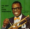 Cover: Louis Armstrong - The Best Of Louis Amstrong