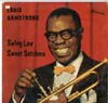 Cover: Louis Armstrong - Louis Armstrong / Swing Low  Sweet Satchmo