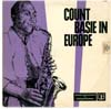 Cover: Count Basie - Count Basie in Europe (25 cm)