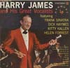 Cover: James, Harry - Harry James and His Great Vocalists