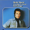 Cover: Herb Alpert & Tijuana Brass - In Europe