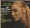 Cover: Ray Anthony - Hit Songs To Remember