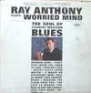 Cover: Ray Anthony - Ray Anthony / Ray Anthony Plays Worried Mind