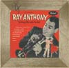 Cover: Ray Anthony - The Young Man With The Horn  (25 cm)