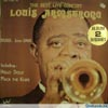Cover: Louis Armstrong - The Best Live Conceert, Paris June 1965 (DLP)
