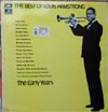 Cover: Louis Armstrong - Louis Armstrong / The Best of Louis Amstrong - The Early Years