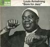 Cover: Louis Armstrong - Born For Jazz