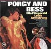 Cover: Louis Armstrong und Ella Fitzgerald - Porgy And Bess - Ella Fitzgerald and Louis Armstrong