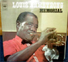 Cover: Louis Armstrong - Memorial (DLP)