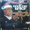 Cover: Louis Armstrong - A Merry Christmas With Louis Armstrong