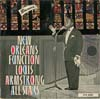 Cover: Louis Armstrong - New Orleans Function / On The Sunny Side Of The Street