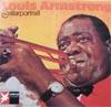 Cover: Louis Armstrong - Louis Armstrong / Starportrait (DLP-Kassette)