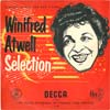 Cover: Atwell, Winifred - Selection (25 cm)