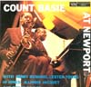 Cover: Count Basie - At Newport - Count Baise in Concert