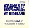 Cover: Count Basie - Basie At Birdland