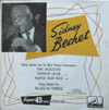 Cover: Bechet, Sidney - Sidney Bechet and his New Orleans Feetwarmers: The Mooche (1941), Sweetie Dear, Maple Leaf Rag (1932)/ Sidney Bechet Trio: Blues in Thirds (1940)