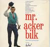 Cover: Mr. Acker Bilk - Mr. Acker Bilk