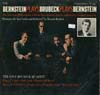 Cover: Dave Brubeck - Dave Brubeck / Bernstein plays Brubeck Plays Bernstein