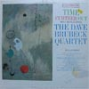 Cover: Dave Brubeck - Dave Brubeck / Time Further Out - Miro Reflections