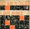 Cover: Dave Brubeck - Jazz Goes To College