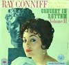 Cover: Ray Conniff - Concert In Rhythm Volume II
