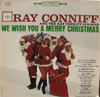 Cover: Ray Conniff - We Wish you A Merry Christmas
