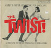 Cover: King Curtis - King Curtis / The Twist - Arthur Murray´s Music For Dancing