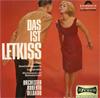 Cover: Roberto Delgado (Horst Wende) - Roberto Delgado (Horst Wende) / Das ist Letkiss (EP) NUR COVER !
