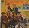 Cover: Dutch Swing College Band - Goes Western
